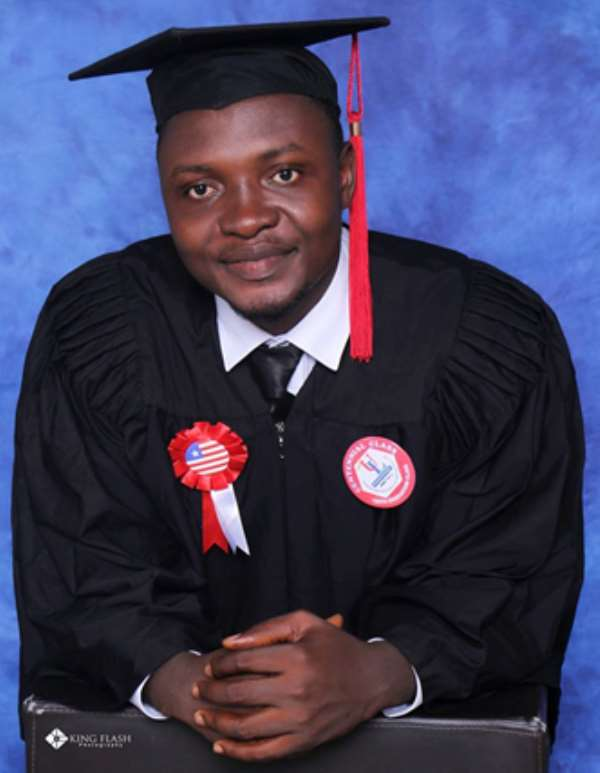 Youth And Student Activist, Martin K. N. Kollie, Flees Liberia After Series Of Vicious Attacks
