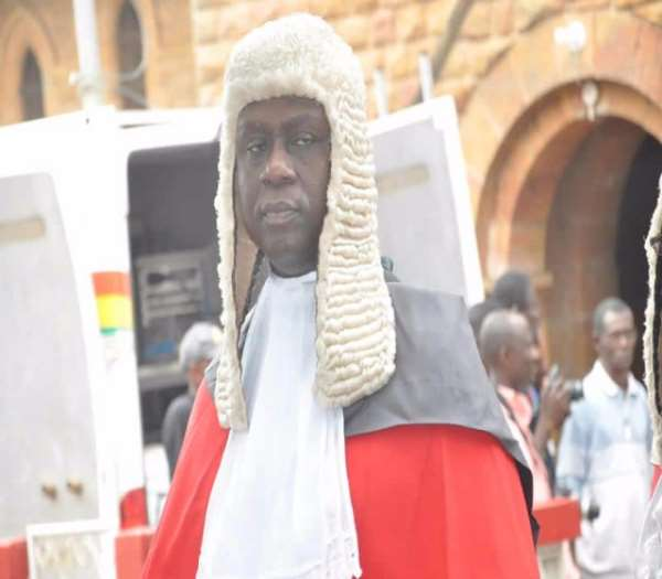 Legal practitioner, Prof Kwaku Asare