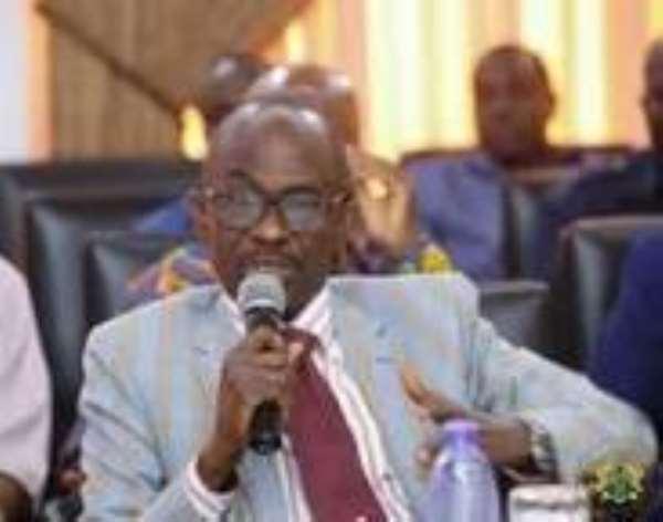Akufo-Addo Aborted Referendum Over Fear Of Defeat — Asiedu Nketia