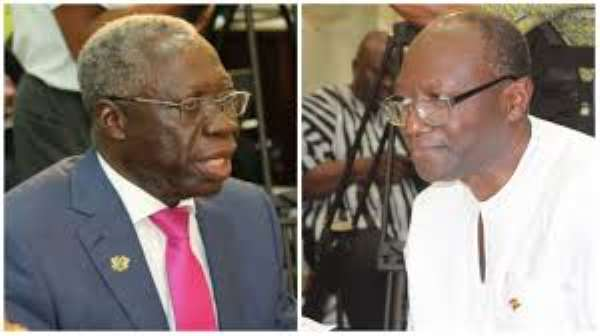 Sack Osafo Maafo, Ofori Atta For Theft, Dishonesty — Group Demands