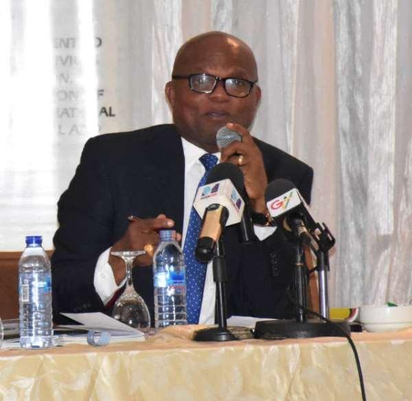 Head of the Local Government Service, Dr. Nana Ato Arthur
