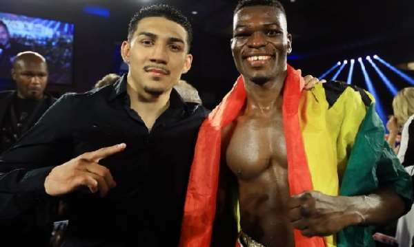 Richard Commey Urged To Beat Lopez, Lomachenko If He Wants To Be Great