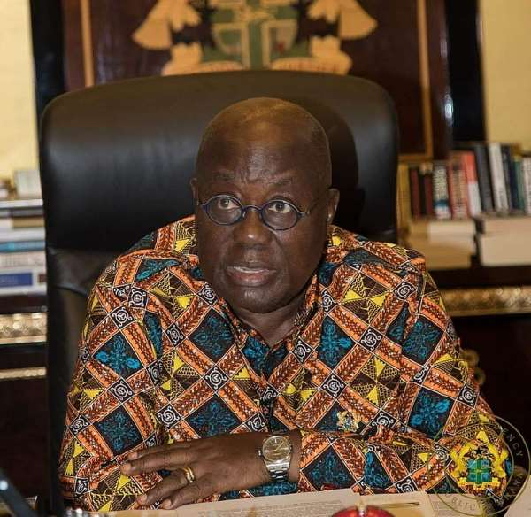 Referendum Cancellation: Was It About Ghana Or The President's Ego?