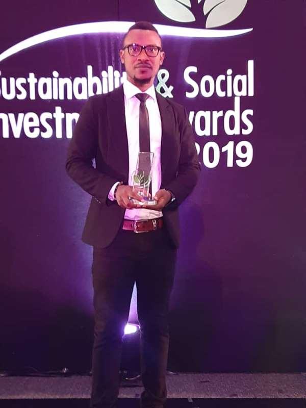e-Ananse Wins Innovative CSR Project Award