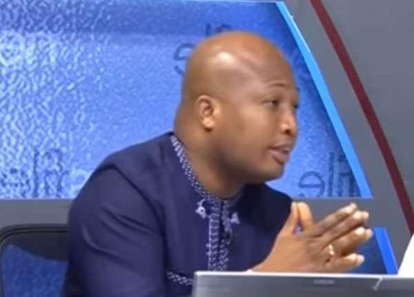 Okudzeto Ablakwa is the NDC's spokesperson on Foreign Affairs in Parliament.