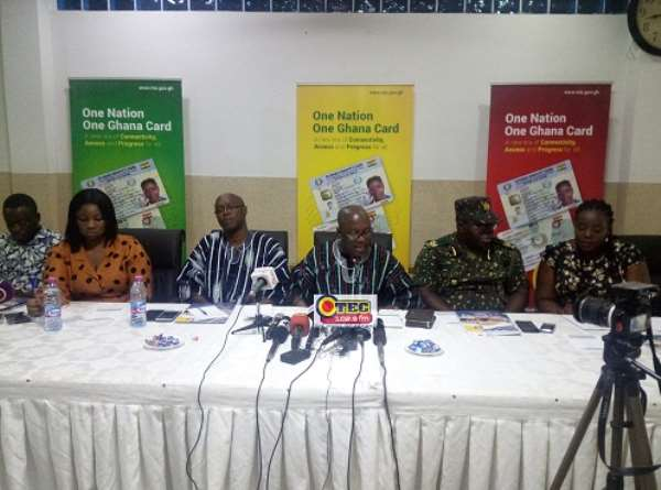 Ghana Card: Mass registration exercise begins in Ashanti on Dec. 11