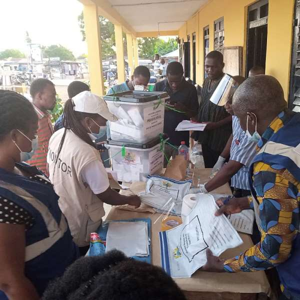 Special voting was successful in Akatsi South — EC