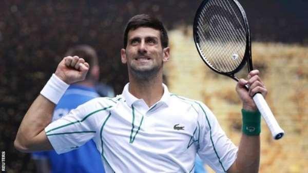 Australian Open: Novak Djokovic Into Third Round, Matteo Berrettini Out
