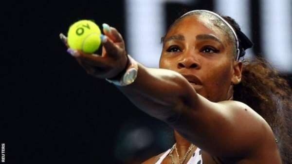 Australian Open: Serena Williams Powers Past Tamara Zidansek Into Third Round