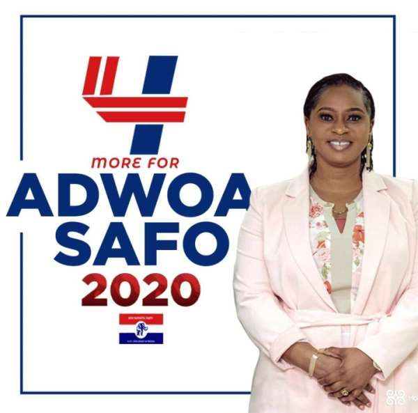 Dome Kwabenya Constituency: Polling Station Executives, Coordinators To Pick Forms For Adwoa Safo