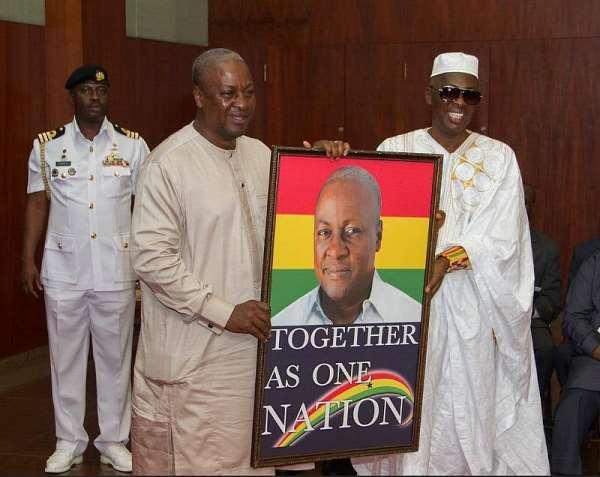 I'll vote for Mahama; he's better than Akufo-Addo — Harruna Attah