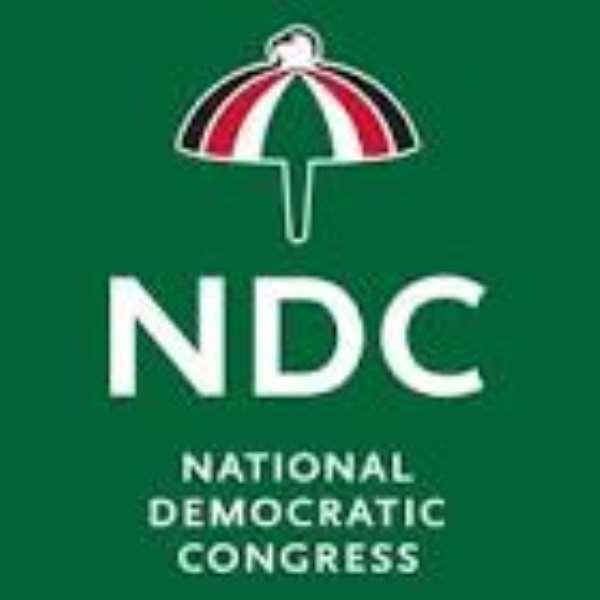 Damongo: NDC sacks 3 former executives; suspends 6 indefinitely
