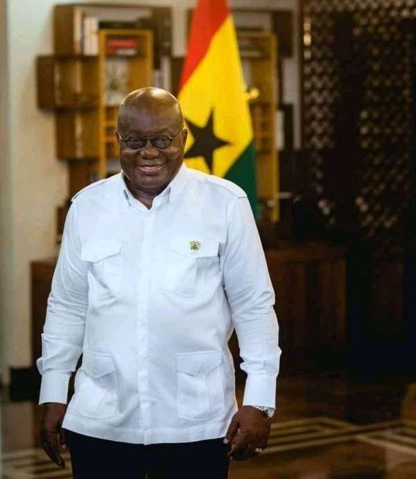 Open Letter to President of Ghana Nana Akufo-Addo