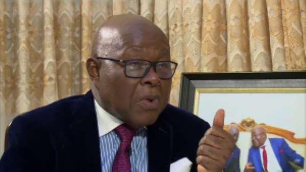 RTI Bill: Speaker Mike Oquaye Slams CSOs