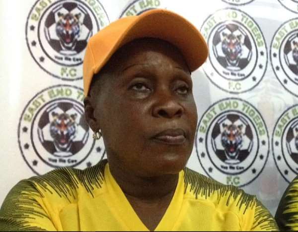 Conteh Becomes First Female Coach In Sierra Leone Top Tier