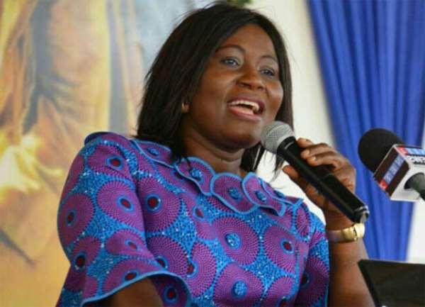 Elizabeth Naa Afoley Quaye