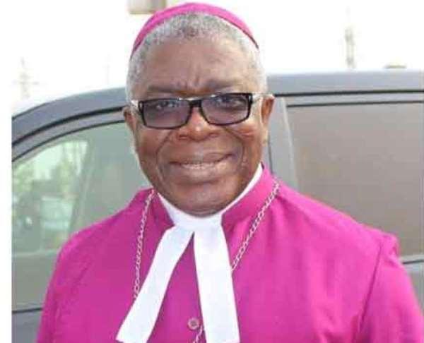 Most Rev. Dr. Paul K. Boafo