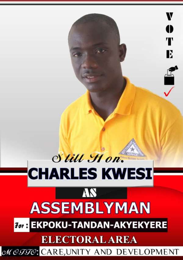 Tandan Assembly Member Elect Pledges To Construct Library For Students