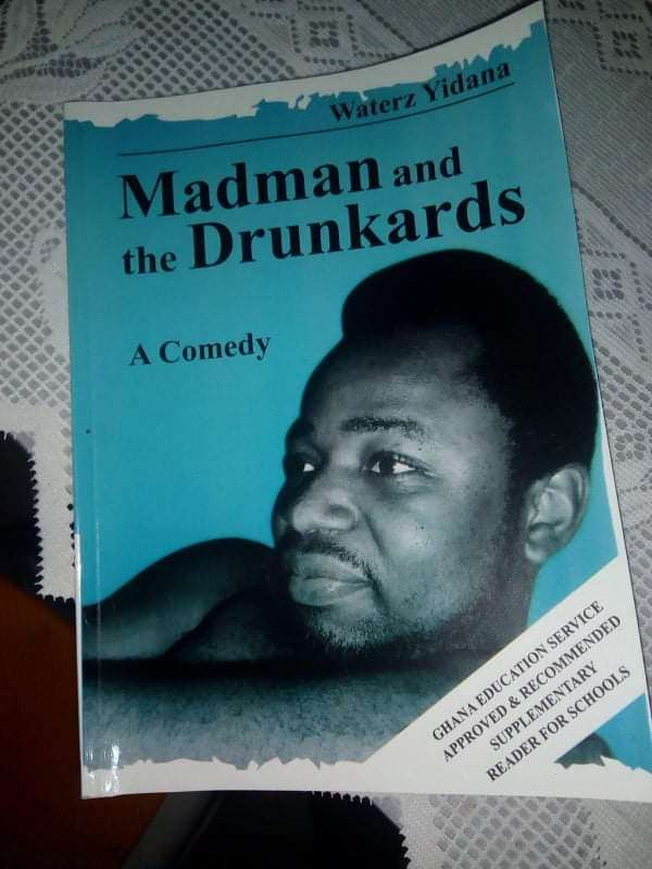 Waterz Yidana's Biography & Interesting facts...