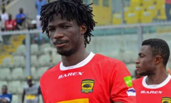 Songne Yacouba Is Committed Of Renewing His Contract With Asante Kotoko