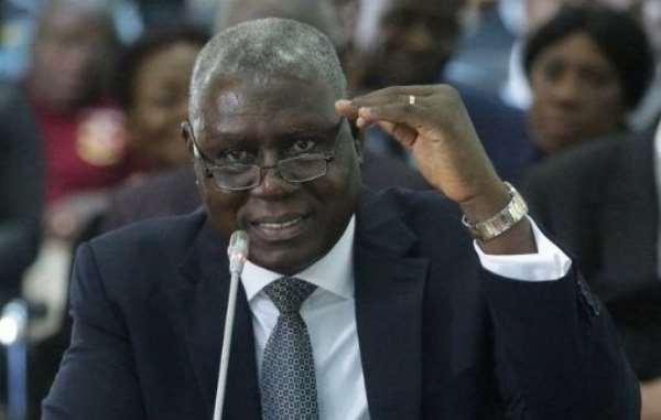 Parliament approves Anin Yeboah as Chief Justice