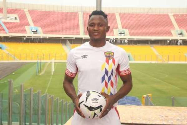 REPORT: Joseph Esso Close To Leaving Hearts As Al Hilal Agrees $100,000 Deal