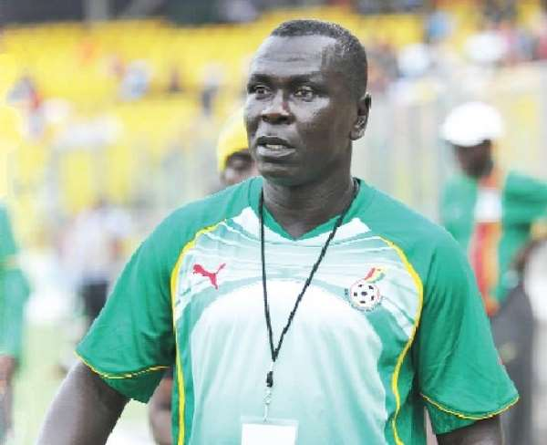 Coach Frimpong Manso Part Ways With Techiman Eleven Wonders