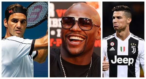 Mayweather Tops Forbes' List Of Highest-Paid Athletes Of The Decade