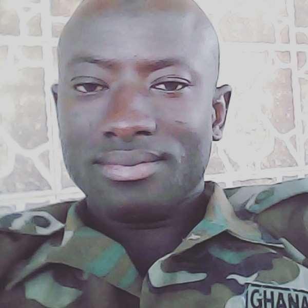 Meet Jesus Christ: The Ghanaian Soldier