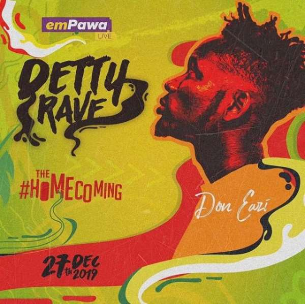 Mr Eazi's Detty Rave concert to promote recycling of plastics. Here's how