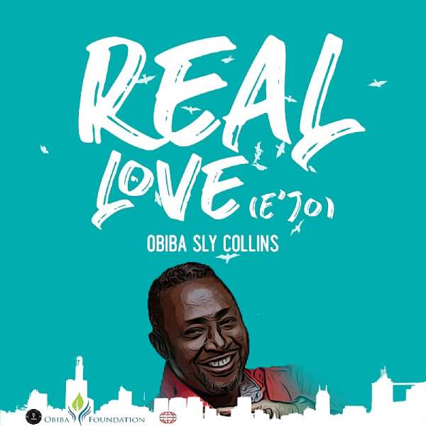 """Obiba Sly Collins celebrates married couples with """"Real Love"""" – LISTEN"""