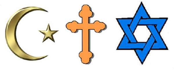 Judaism, Islam, Christianity