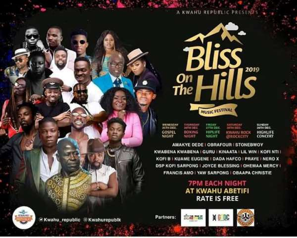 All Set For Bliss On The Hills Boxing 2 At Abetifi, Kwahu