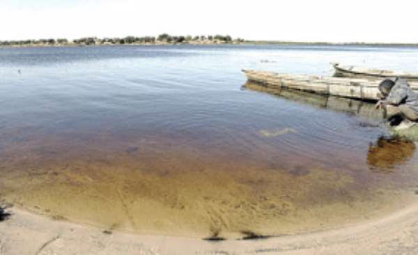 Shrinking Lake Chad can only be saved by bringing water from the Congo River with Transaqua inter-basin water transfer project