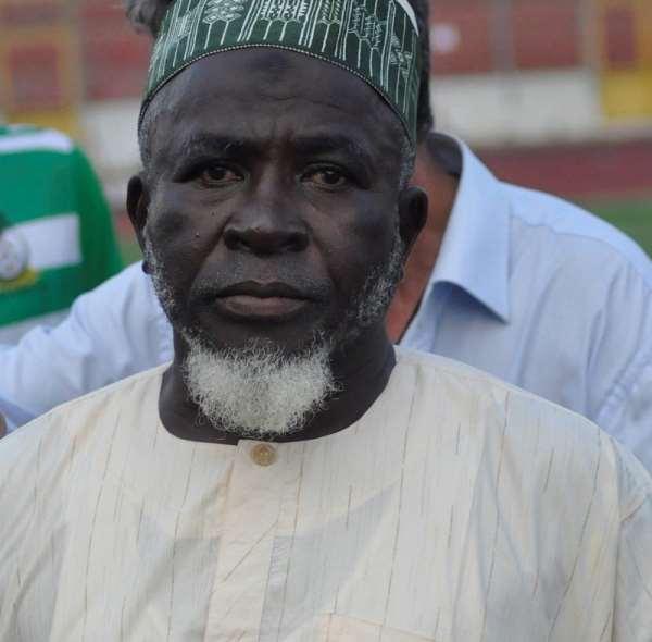 'Be Free And Fair' - Alhaji Grusah Implores Referees