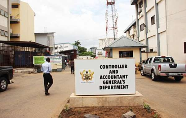 Controller announces dates for paying civil servants in 2020