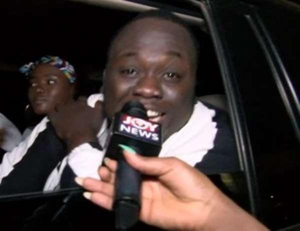 Ghanaian rapper CJ Biggerman