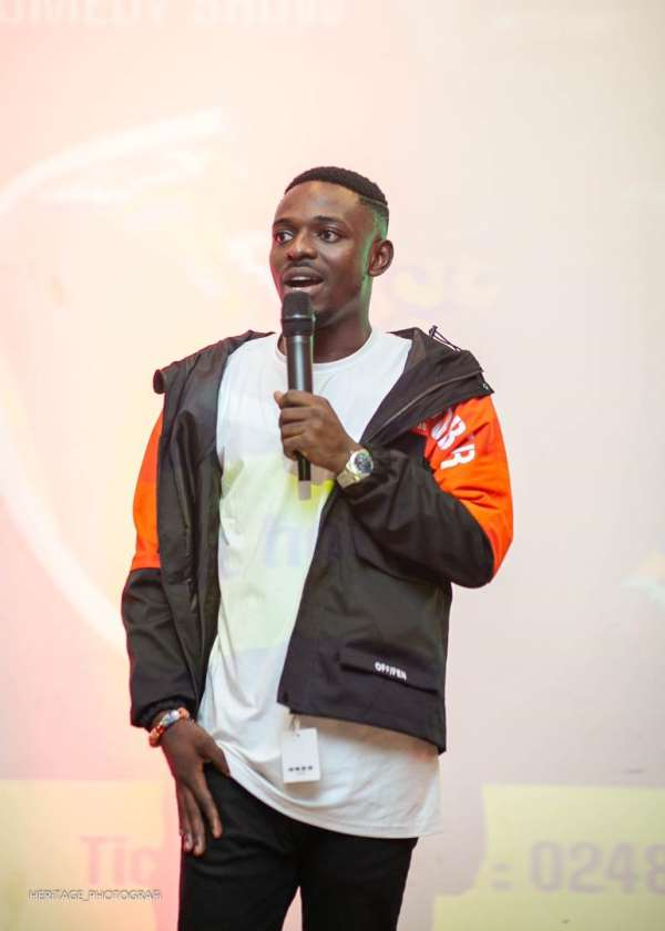 Video: Comedian Waris shuts down funnier than COVIDComedy Show