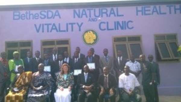 Preach Salvation Not Prosperity….Dr. Nuako Urges Pastors