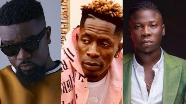 Stonebwoy, Shatta, Sarkodie Tops Joy FM's Top Songs For 2019