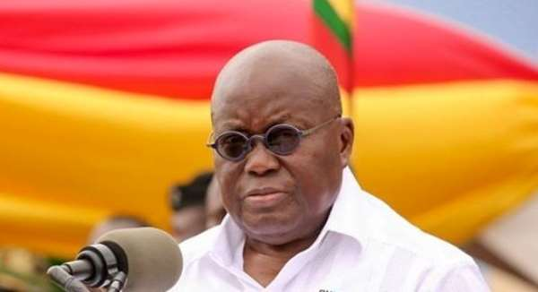 I'll meet expectations of Ghanaians – Akufo-Addo  assures