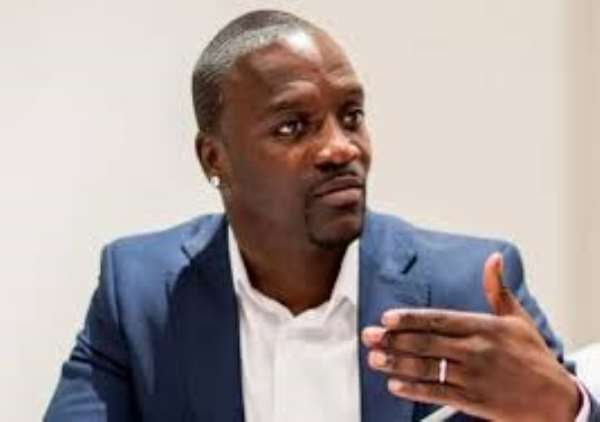 Go Into Politics — Akon Advises Ghanaian Musicians