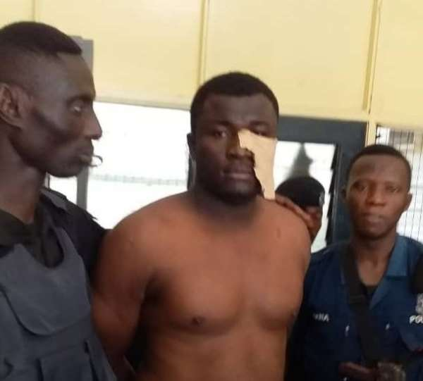 Order From Above! AG Directs Police To Charge Kasoa 'Cop Killer' Formally