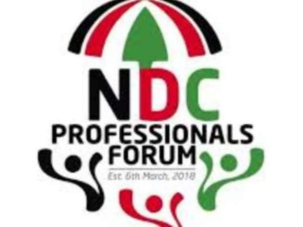 NDC Proforum Wishes All Happy New Year And A Year Of Change In 2020