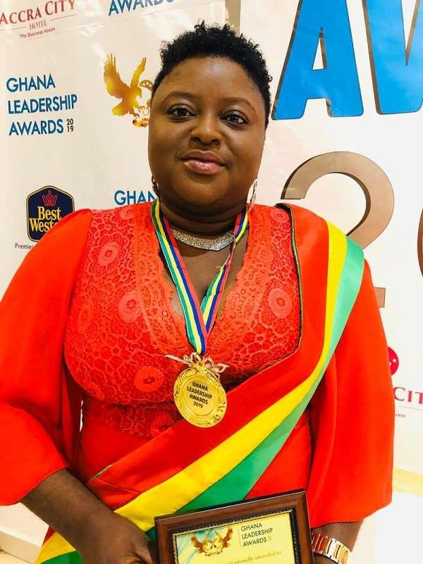Nana Yaa Sarpong Wins Media Personality Of The Year