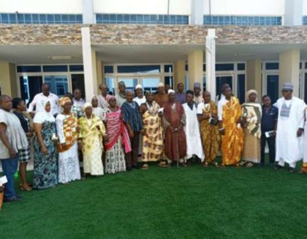 Ghanaians Challenged To Take Up Development Project In Their Communities