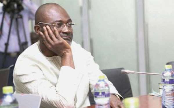The Hired Mercenary Of Kennedy Agyapong Should Tell Us His Interest