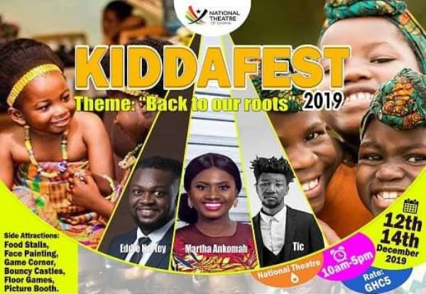 Entertainment Kiddafest 2019