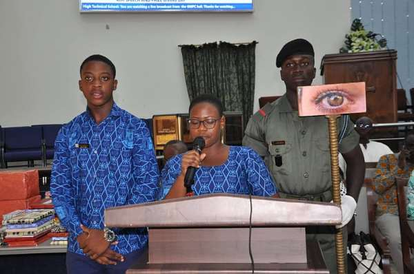 FSHTS Holds 4th Speech And Prize Giving Day