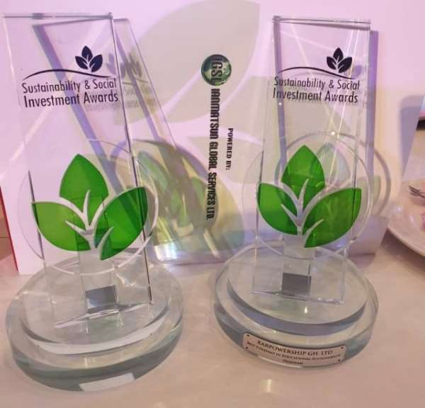 Karpowership Bags 2 Awards At Sustainability And Social Investment Awards 2019